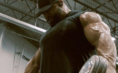 "Build ""Hoss"" Shoulders w/ Fouad Abiad's Shoulder Workout"
