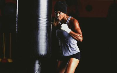 Kickbox Your Way To Fit With Francisca Dennis