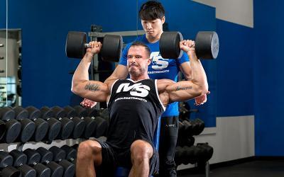 Full Body Shock: An Intense Full Body Workout