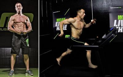 Fat Loss And Muscle-Building Treadmill Cardio Workouts