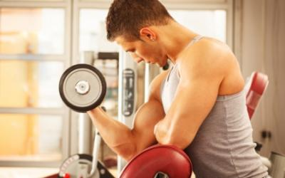 Build Muscle With HIT Training