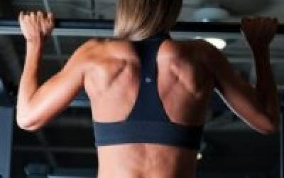 Growing Wings: A Julie Michaelson Back Workout