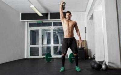 Kettlebell Complex For Fat Loss & Conditioning