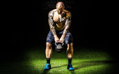3 Day Full Body Beginner Kettlebell Workout