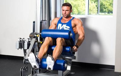 Machine Only Workout: A 3 Day Workout Split
