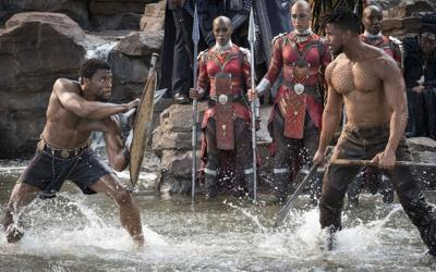 Michael B. Jordan Inspired Workout: Train Like Black Panther's Killmonger