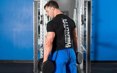Muscle Building Workout Program for Tall Guys