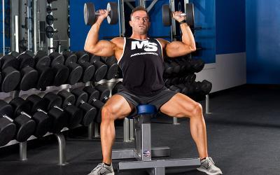 "The ""Muscle Rebound"" Workout: 4 Day Strength Split Program"