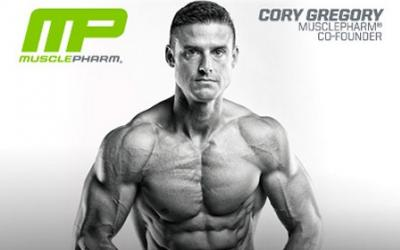 MusclePharm Squats & 1/2 Mile Fat Burning Workout