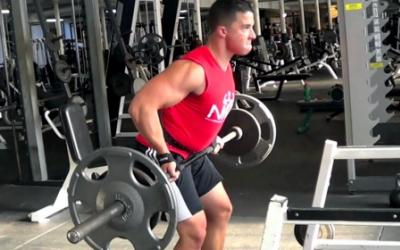 Nick Wright Bodybuilding NWB Workout Split