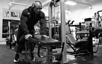 Phil Heath's High Frequency Leg Workout