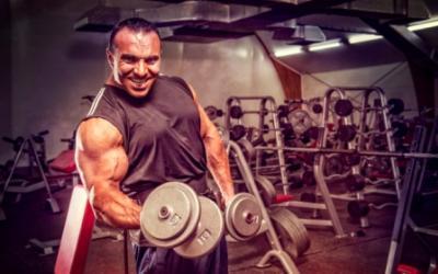 Power 8 Workout – 3 Day Split