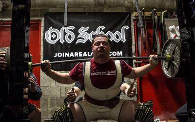The Conjugate System: Phase 1 of the Beginner Powerlifting Workout
