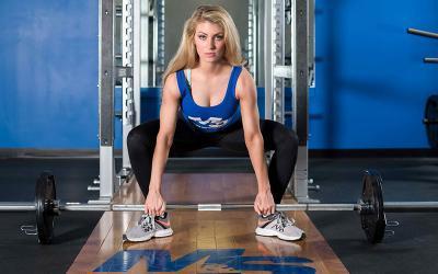 12 Week Push, Pull, Legs Workout for Women