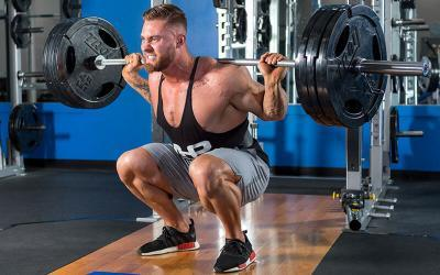 Project WHEELS: Hybrid Routine For Leg Gains
