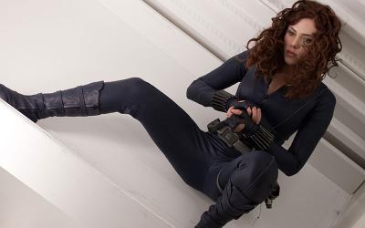 Scarlett Johansson Inspired Workout Routine: Train Like Black Widow