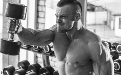 High Intensity Shoulder Blaster Workout