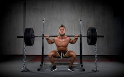 8 Week Periodized Squat Workout Plan