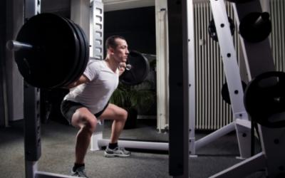 Quad Destroyer: 10 Sets Of Squats Workout