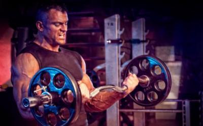 Super-8 Three Day Bodybuilding Workout Plan