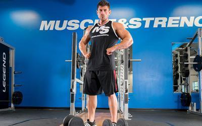 Train Like a Superhero: 8 Week Full Body Workout