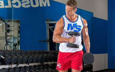 5 Killer Arm Workouts for Tank Top Season