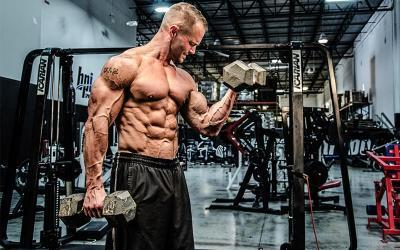 The AMRAP Bodybuilding Workout For Muscle Mass