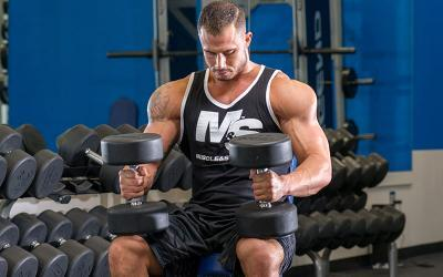 The Perfect Workout for Rock Solid Shoulders