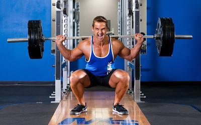 Total Body Beatdown: A German Volume Training Routine