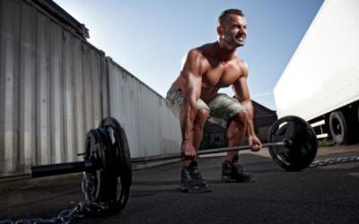 Volume, Cluster & Strength Back Workout