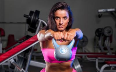 3 Day Home Kettlebell Workout For Women