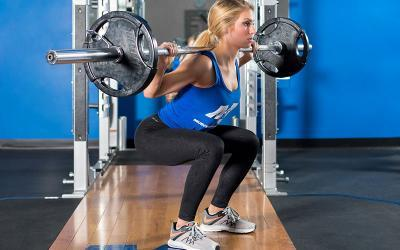 10 Week Upper/Lower Workout Program for Women