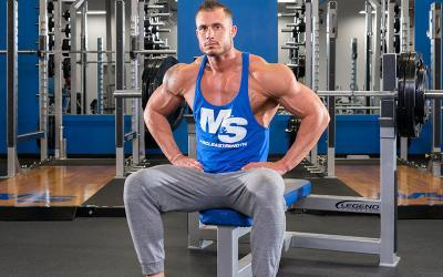 Building the X Frame: 10 Week Muscle Building Workout