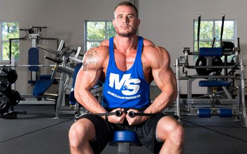 5 Most Effective Exercises For Building Massive Shoulders
