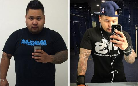 Body Transformation: Khang Nung Loses Nearly 150lbs!