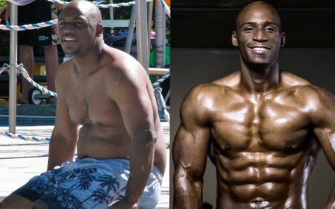 Body Transformations Amazing Muscle Gain Amp Fat Loss