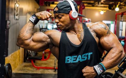 [Video] Physique Champ Arm Workout w/ Brandon Hendrickson