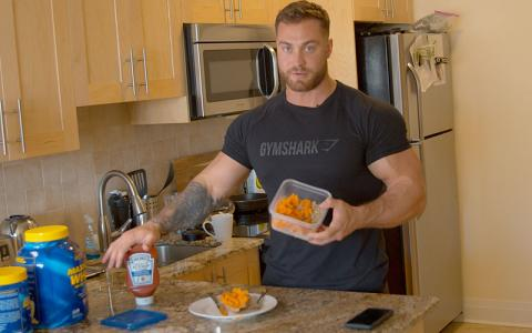 [Video] Full Day of Eating w/ Chris Bumstead