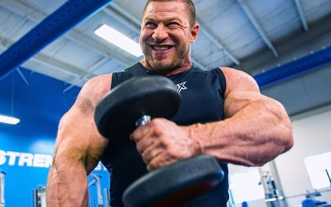 3 Best Bicep Exercises for Building Mass w/ Joel Thomas