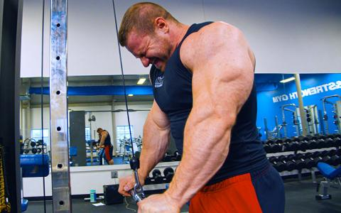 3 Best Tricep Exercises for Building Mass w/ Joel Thomas