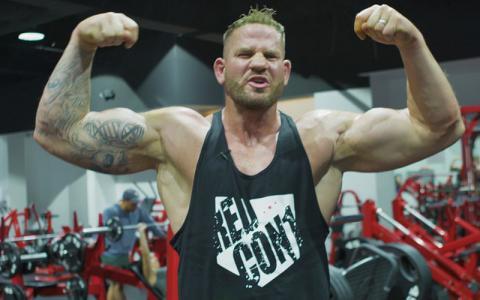 Quick Tip: Weight Lifting For Tall Guys w/ 7ft Matt Morgan