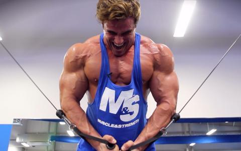 Old School Chest Workout with Calum von Moger