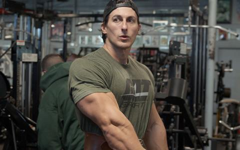[Video] Sadik Hadzovic | What It Takes to be a Physique Pro | Ep. 2