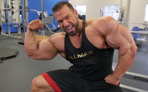 [Video] Epic Arm Blasting Workout w/ Steve Kuclo