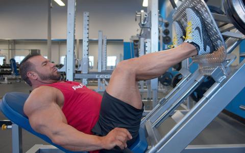 Leg Press: How to, Tips, & Tricks w/ Steve Kuclo