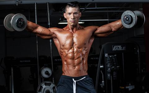 Elite Shoulders: 3 Week Shoulder Shocker Workout