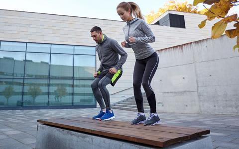 4 Week Fat Loss Intermediate Plyometric Workout