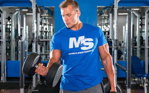 Muscle Mania: 10 Week Workout for Lean Gainz