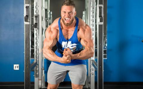Modified Strength Hypertrophy Upper Lower (S.H.U.L) Workout