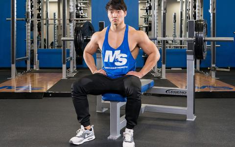 The Best Muscle Building Workout for Natural Bodybuilders
